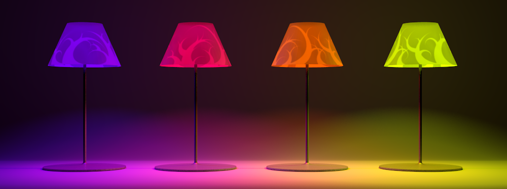 Aequorea interplay lights
